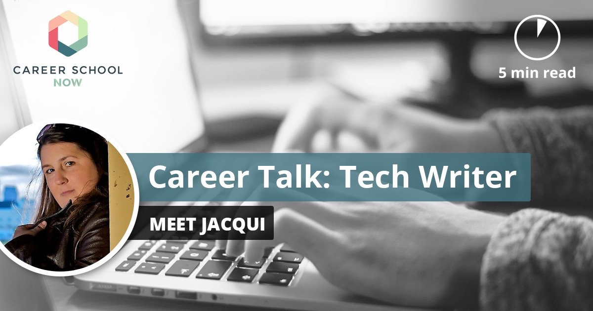 Career Talk Corporate Technical Writer Interview