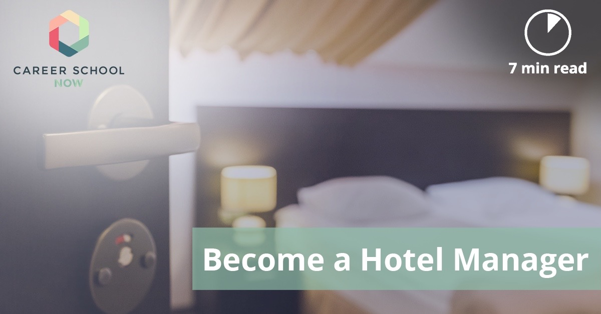 Hotel Management Careers - Find Out About Options, Education & Jobs