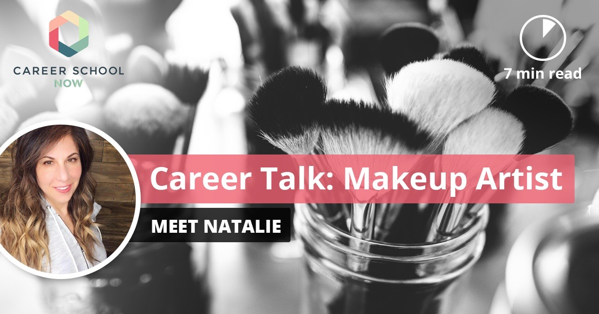 Interview with a makeup artist